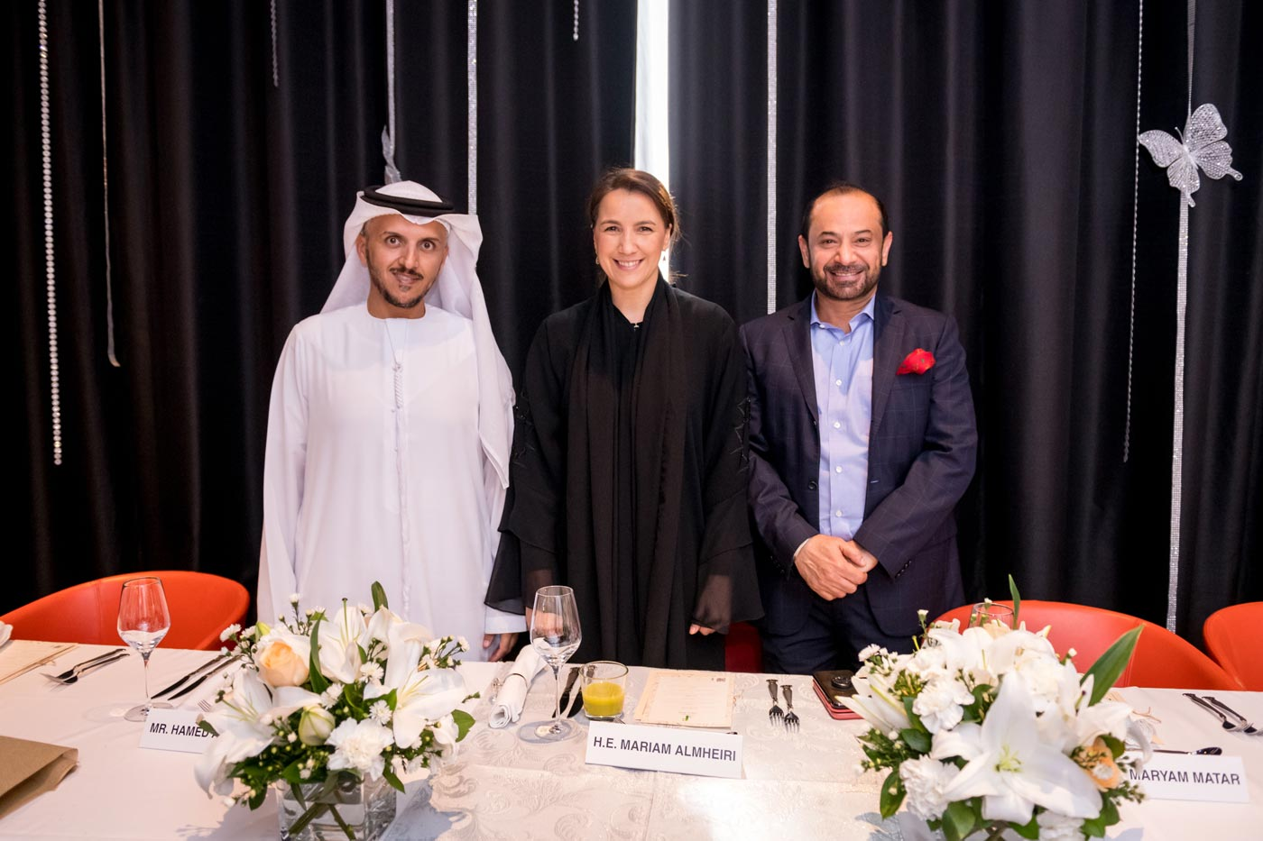 FreshOnTable Souq Platform Launch in the presence of H.E. Mariam Al Mheiri- Honourable Minister of State for Food Security the UAE